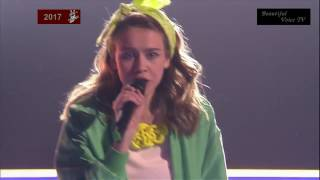 Sophia/Victoria/Sophia. 'Bang Bang'. The Voice Kids Russia 2017.