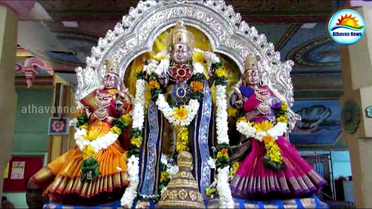 Sri Draupadi Amman Temple Annual festival starting