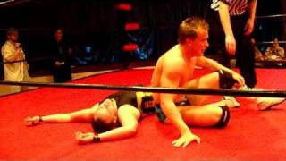 TCW 4 2 11 Damon James vs Ray Brooks
