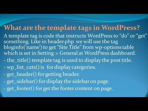 Wordpress Interview Questions and Answers for freshers and ...