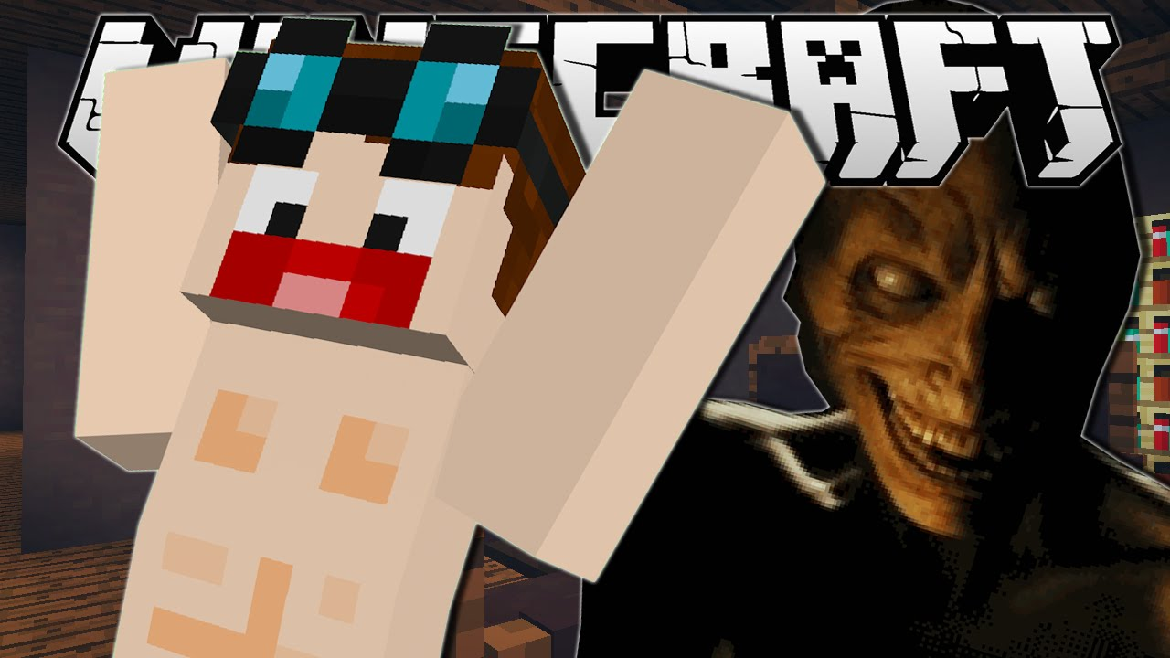 Minecraft Horror Map Lights Out