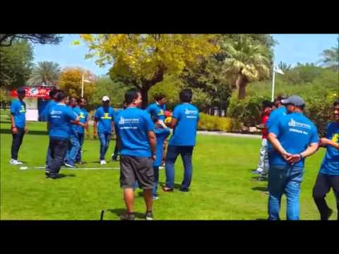 CORPORATE EVENT UAE, Team Building Activities
