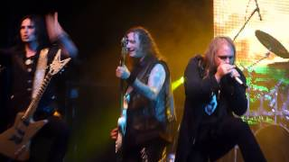HELLOWEEN - Waiting for the thunder @Groove, Buenos Aires, Argentina