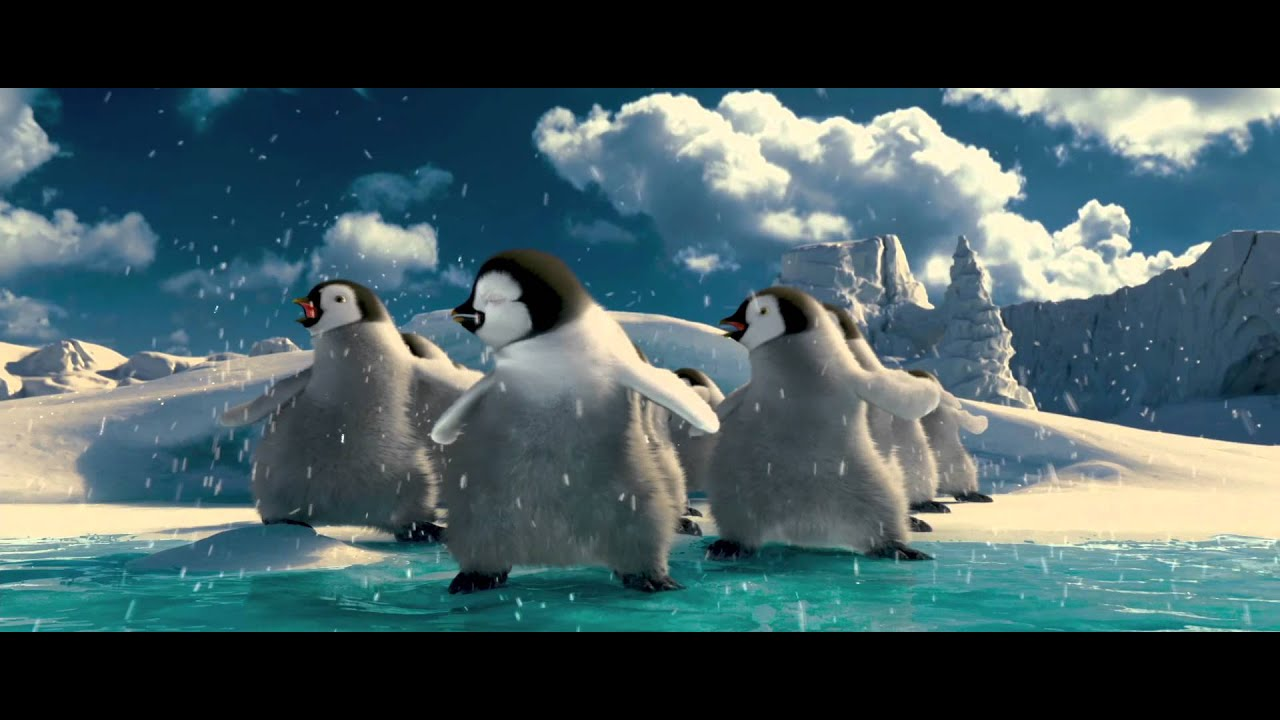 Happy Feet 2 O Pinguim Trailer 2 Dublado Youtube