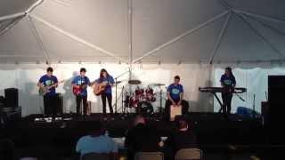 Fine Arts 2014 Instrumental Ensemble: Crossfire