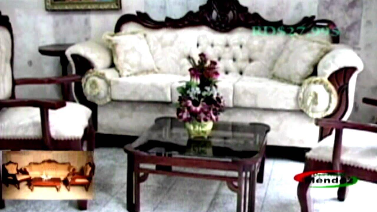 comercial mendez todo tipo de muebles en madera preciosas