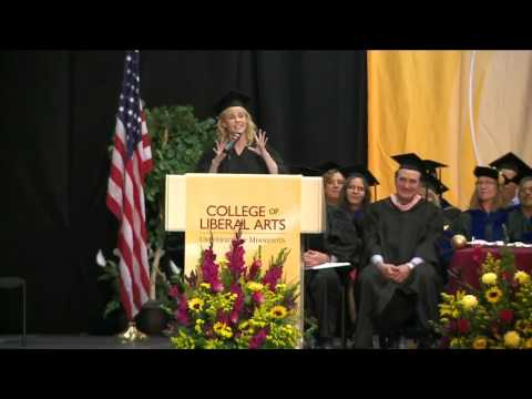 Maria Bamford University of Minnesota Commencement Speech