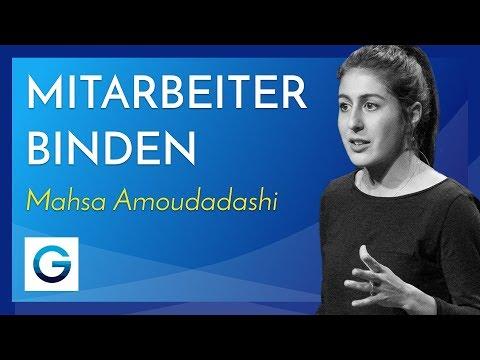 3 Impulse, um die Verbundenheit der eigenen Mitarbeiter zu gewinnen // Mahsa Amoudadashi