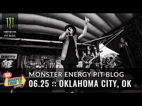2015 Monster Energy Pit Blog: Oklahoma City