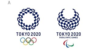 2020 Olympics Logo || Tokyo