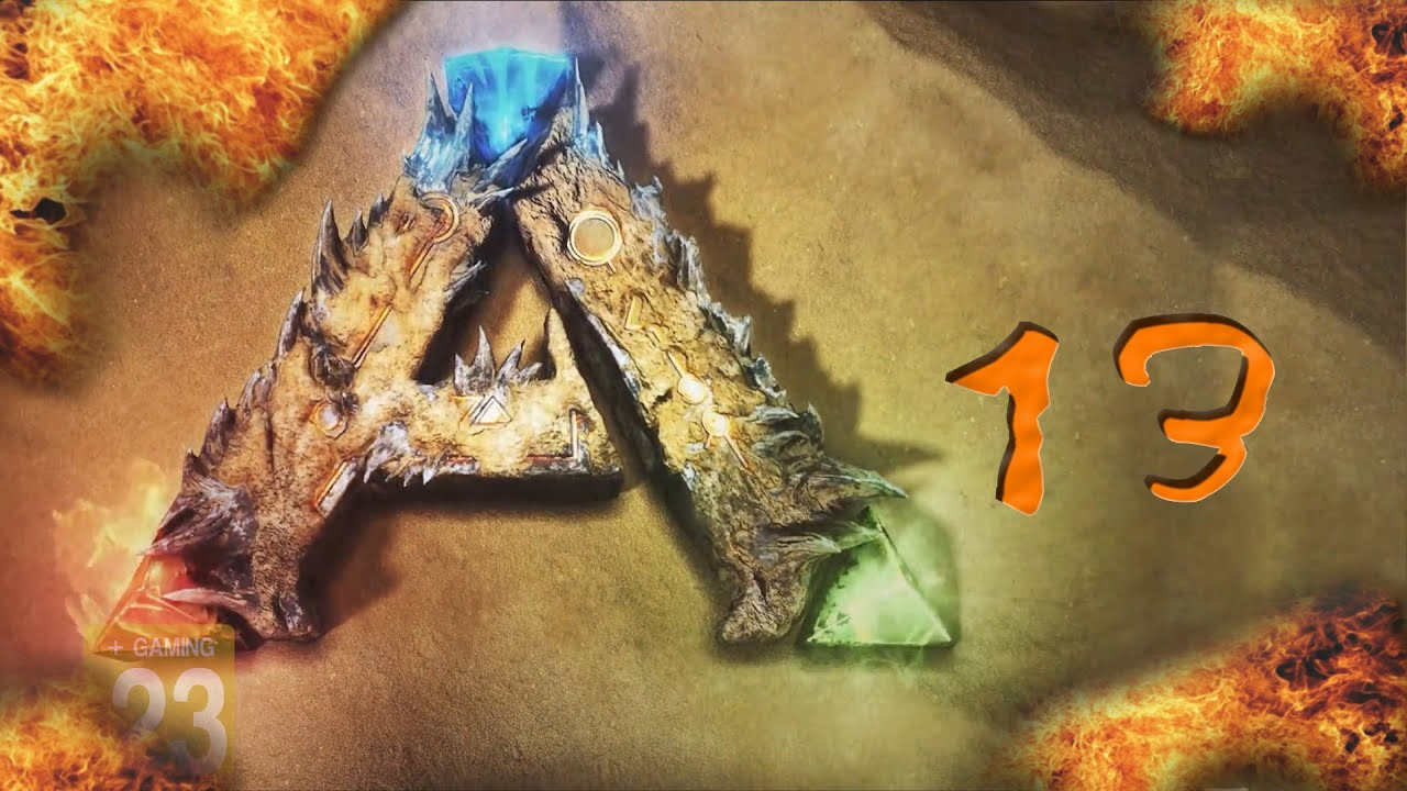 ark scorched earth #13 - bude bauen - [let's play/gameplay/deutsch