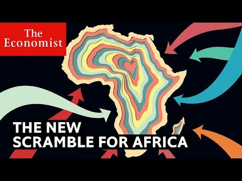 The New Scramble For Africa | The Economist