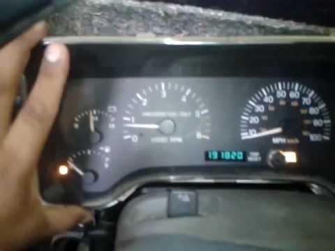1996 Jeep Grand Cherokee Fuse Panel Diagram Marcadores Con Falso Contacto Jeep Cherokee Youtube