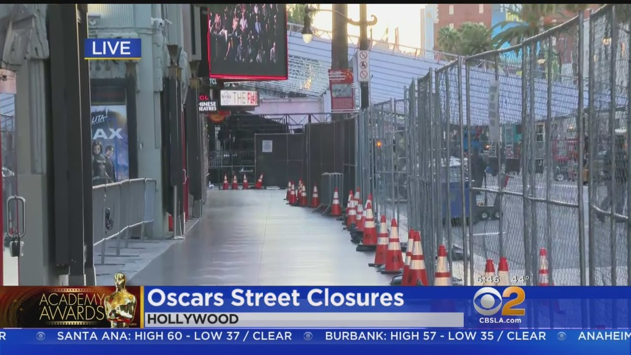 Oscars 2019: Final preparations underway in Los Angeles for 91st Academy Awards
