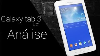 Samsung Galaxy Tab 3 Lite - Análise