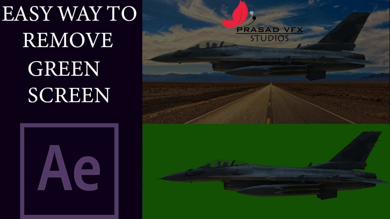 Download How to Remove Green Screen in  After Effects CC 2020   After effects tutorial 2020
