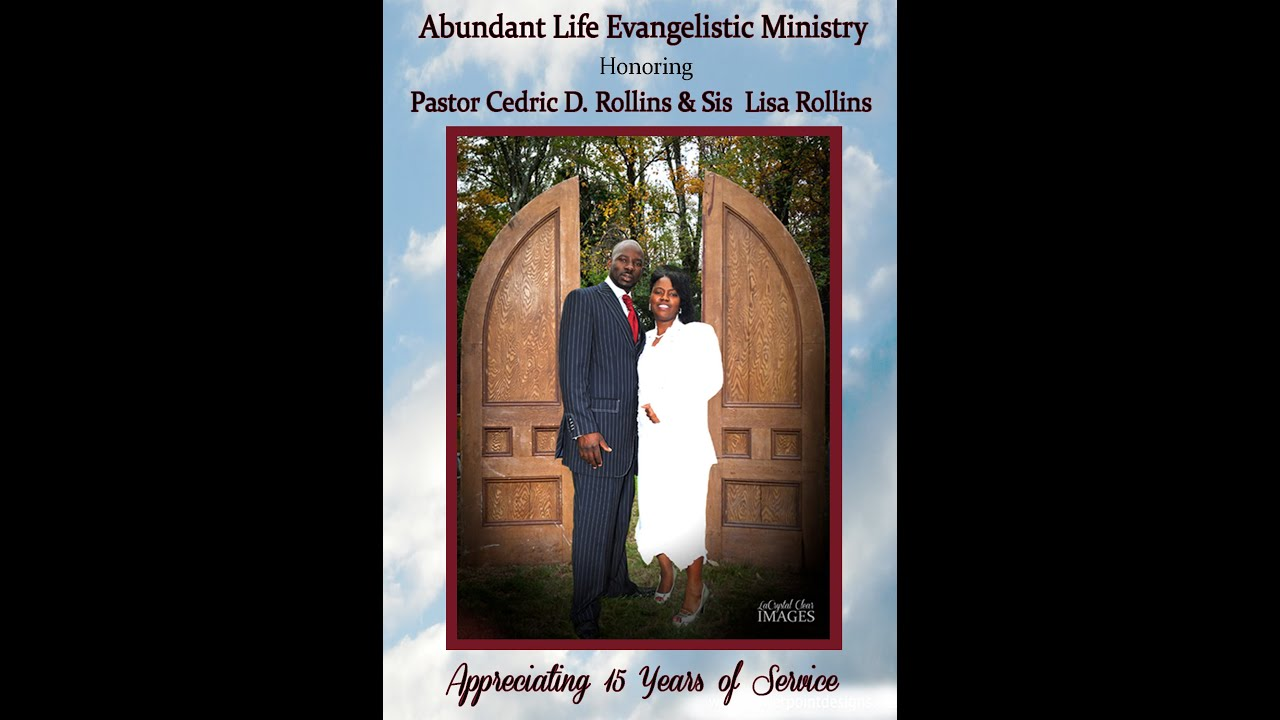 Abundant life evangelistic ministry appreciation program youtube abundant life evangelistic ministry appreciation program thecheapjerseys Gallery