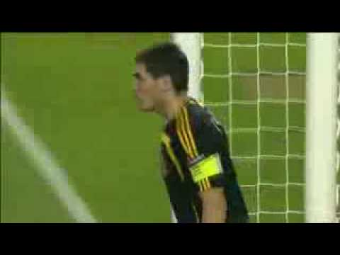 Iker Casillas The men of tha match spain-italy