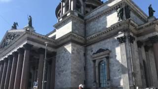 Исаакиевский собор. Санкт Петербург 2017
