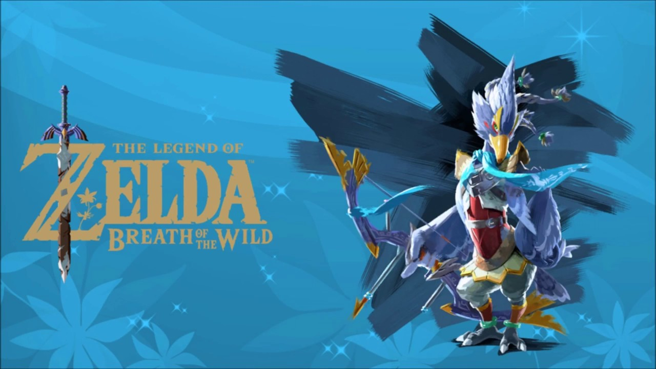 Zelda Botw Wallpaper Iphone X Revali S Gale Is Now Ready Leifo Youtube