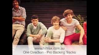 What makes you beautiful by one direction | midi file backing track