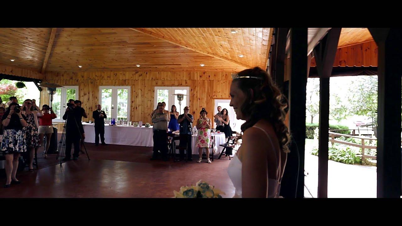 Lynette And Joseph S Short Film Becker Farms Weddings Buffalo Cinematic Wedding Videography