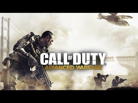 Call Of Duty Advanced Warfare Pelicula Completa Español HD - Todas Las Cinematicas - Game Movie