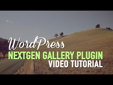 WordPress Gallery Plugin – NextGEN Gallery Plugin