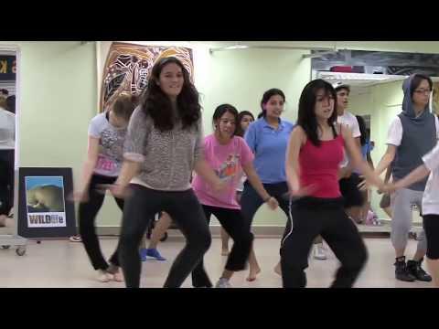 Dance Exchange 2010 (ISKL)
