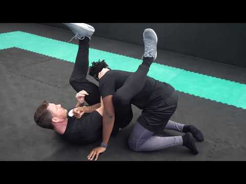 TRAINING MMA WITH BISPING