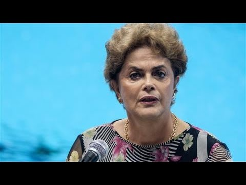 Committee Recommends Impeaching Brazil