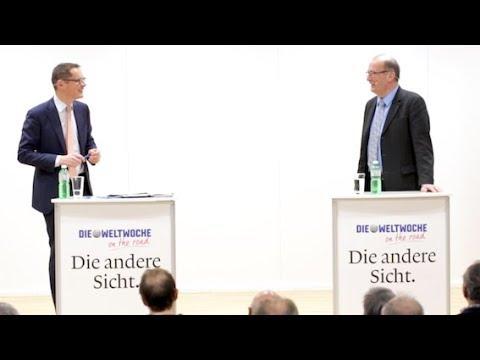 Weltwoche On the Road: Markus Ritter & Roger Köppel