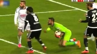 Beşiktaş 1 2 Torku Konyaspor Türkiye Kupası Maçın Geniş Özeti 10 02 2016