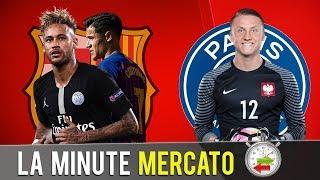 Une 1ère offre du Barça pour NEYMAR ? Le PSG tient sa 1ère recrue !