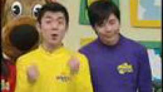 Taiwanese Wiggles Disney Channel Promo