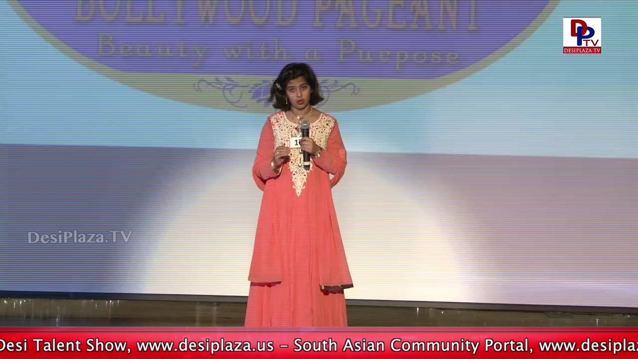 Kids stunning and mind-blowing performances at Bollywood Pageant 2017 || DesiplazaTV || Houston