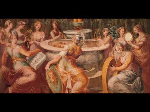 The Muses- Greek Mythology