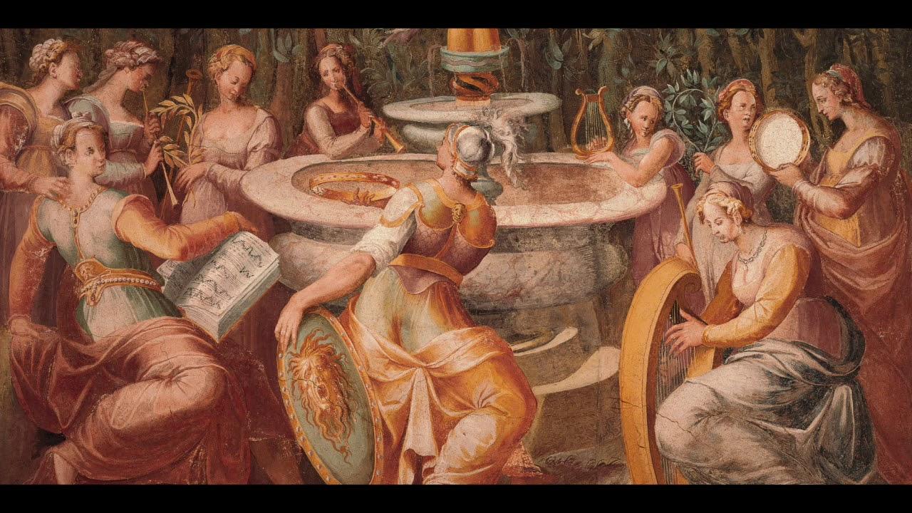 The Muses Greek Mythology