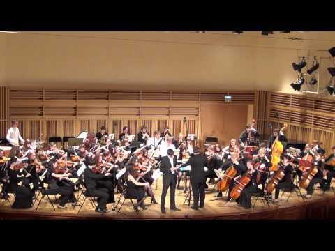 К.М. фон Вебер - Концерт для кларнета с оркестром, ч. I