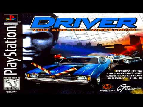 Driver OST - 01 - Main Menu