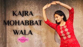 Kajra Mohabbat Wala| Wedding choreography| For dancers and non-dancers|2 versions| RK choreography|