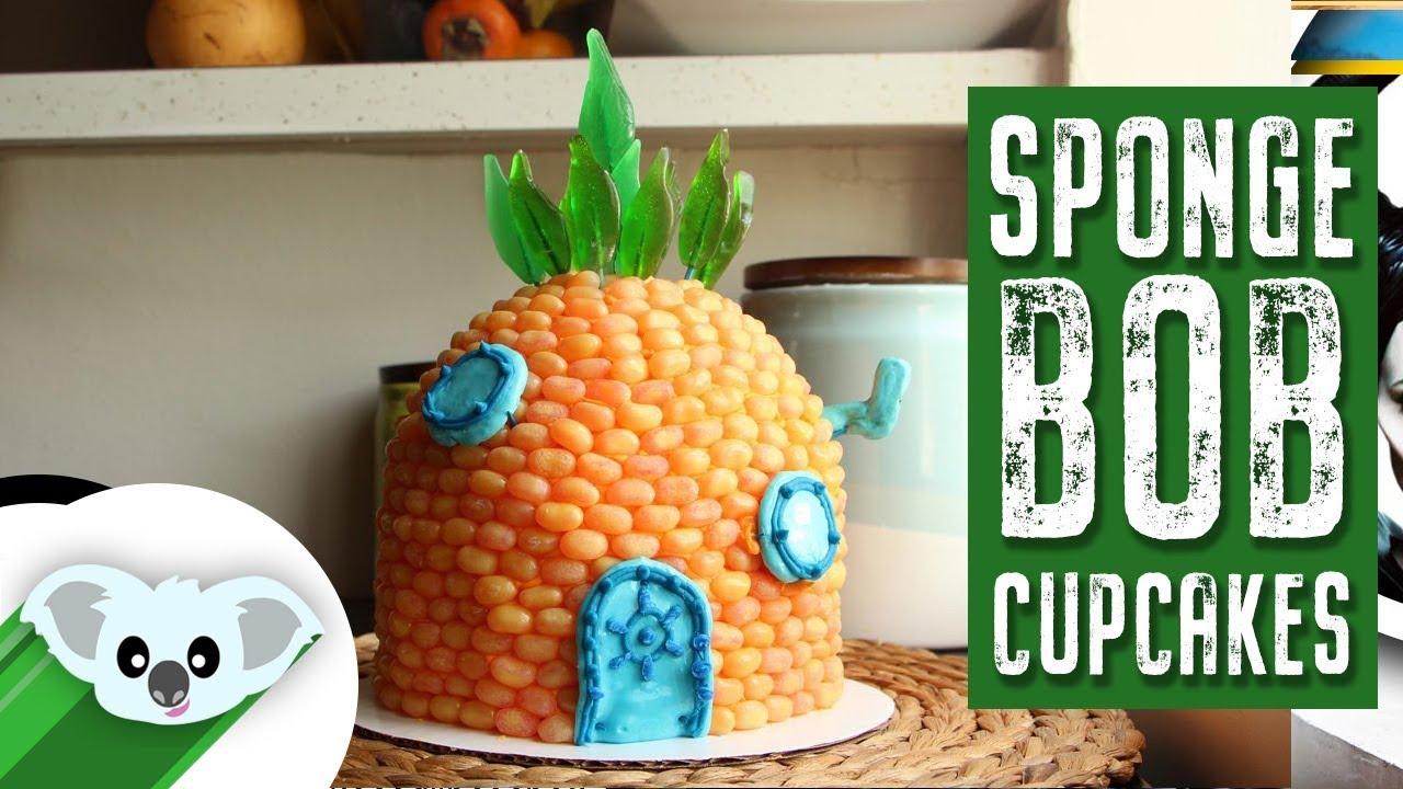 How To Make Spongebob House Cake