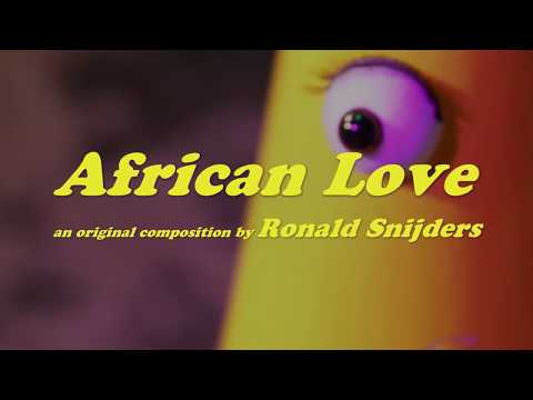 Arp Frique & Ronald Snijders - African Love (R. Snijders)