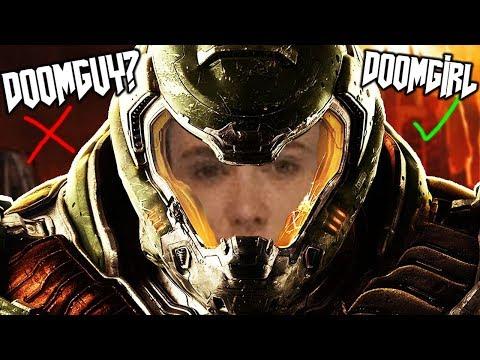 New Doom Movie Is Already Looking Bad? - Doomgirl!