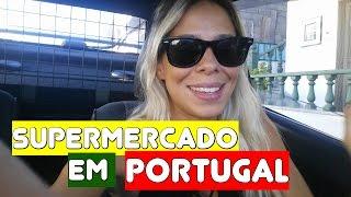 SUPERMERCADO EM PORTUGAL + MCDONALD´S EM PORTUGAL