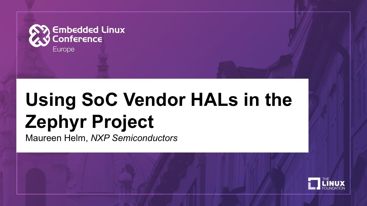 Zephyr Project defends use of vendor HALs in open source