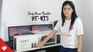 Sony HT-RT3 5.1 Home Theater Sound System: Unboxing & Review