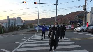 ♡♡대학수험생여러분화이팅입니다♡♡거제옥포고등학교♡대학수…