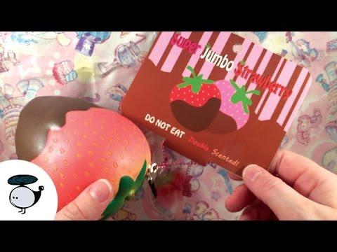Squishy Wish : SQUISHY PACKAGE FROM BUNNIFUL WISHES! - YouTube