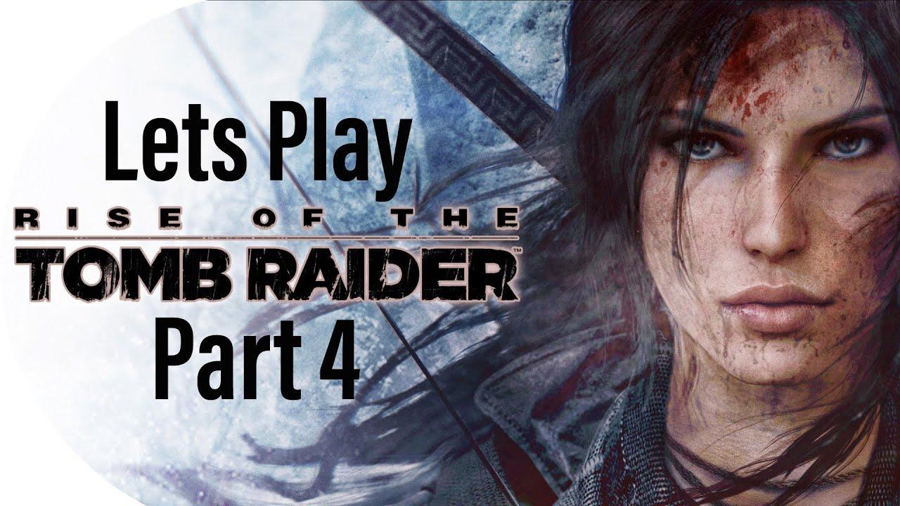 Lets Play: Rise of the Tomb Raider - sauBär - Part 4 German/Deutsch